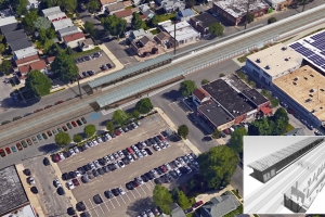 "<span class=""crossing tag""/>Illustrative Rendering of S. 12th Street Crossing (Alternative 1)"