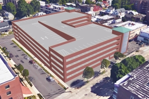 "<span class=""parking tag""/>Illustrative Rendering of Mineola Parking Garage (Harrison Avenue)"