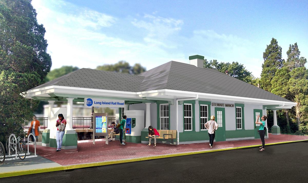 Stewart Manor Station Enhancement