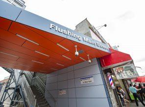 Flushing Main Street Station 8-31-2018