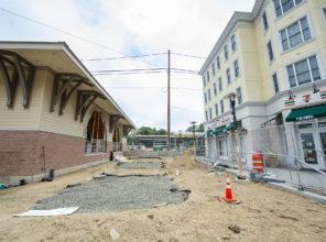 Wyandanch Station Construction Update 07-17-2018