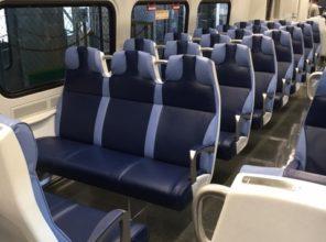 New M9 Rail Car