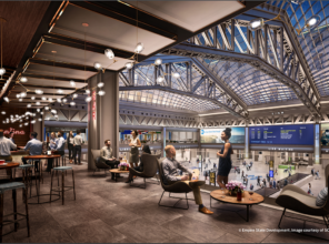 Moynihan Train Hall (rendering)