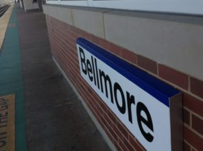 Bellmore Station Before Enhancements