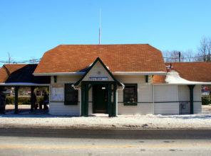 Stony Brook Station Before Enhancements