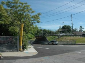 Nassau Blvd. Bridge Prior to Construction