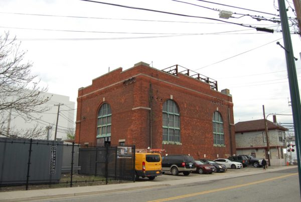 Mineola Substation Prior to Construction