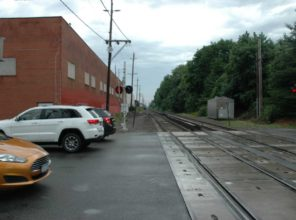New Hyde Park Road Grade Crossing Elimination (pre-construction)