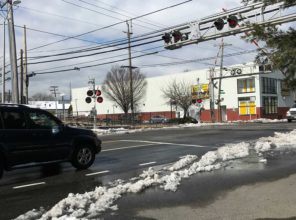 New Hyde Park Road Grade Crossing Elimination (pre-construction)