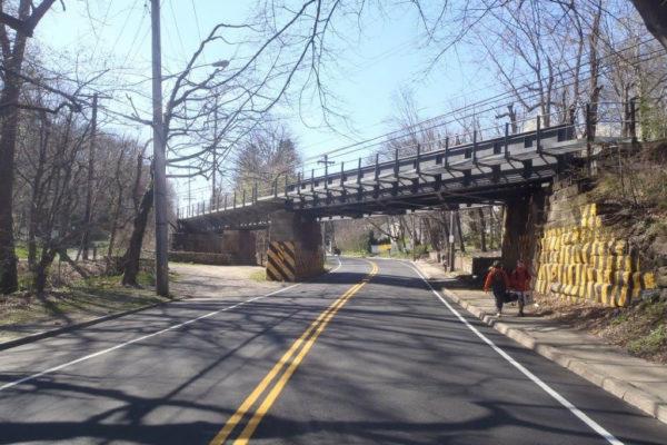 LIRR Buckram Bridge