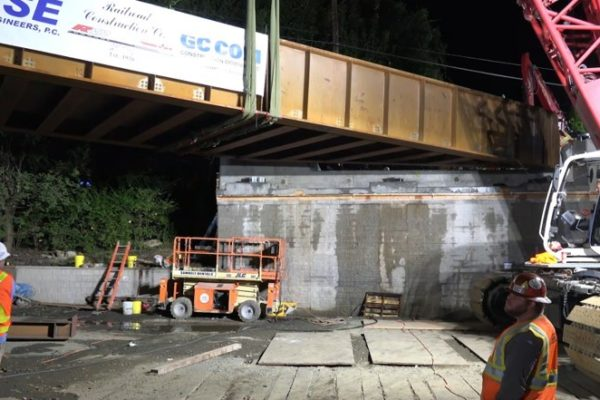Buckram Road Bridge Replacement 10-10-2018
