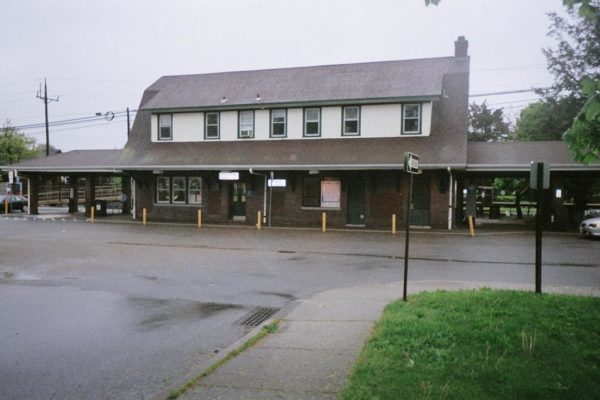 Northport Station Before Enhancements