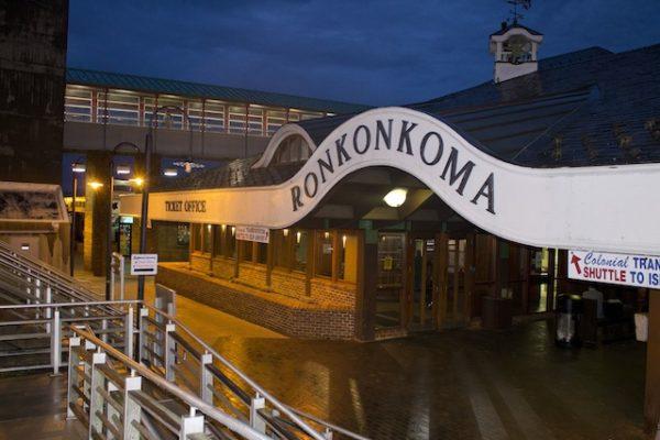 Ronkonkoma Station 04-06-18