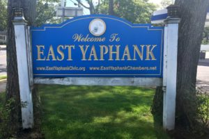 East Yaphank Sign