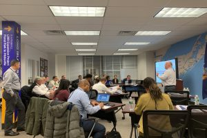 "LIRR Expansion Project Managers Brief Local Elected Officials on ""What to Expect in 2019"""