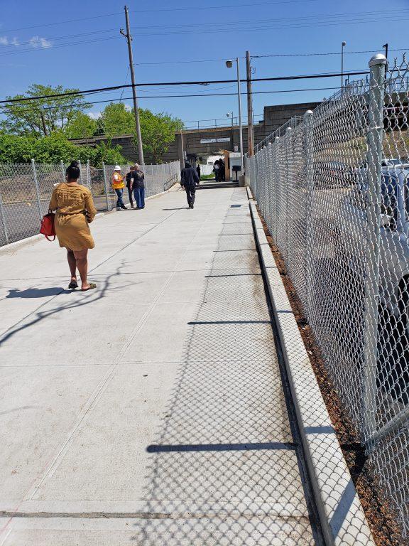 Locust Manor Station Enhancement - 03-12-19