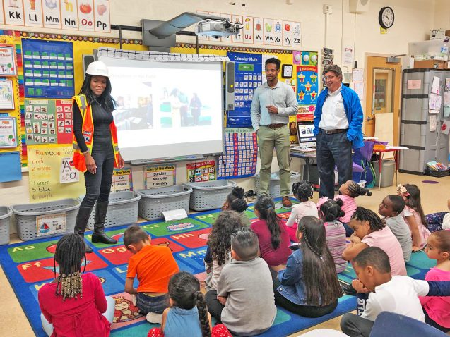 New Cassel's Dryden Street Elementary School 05-31-19