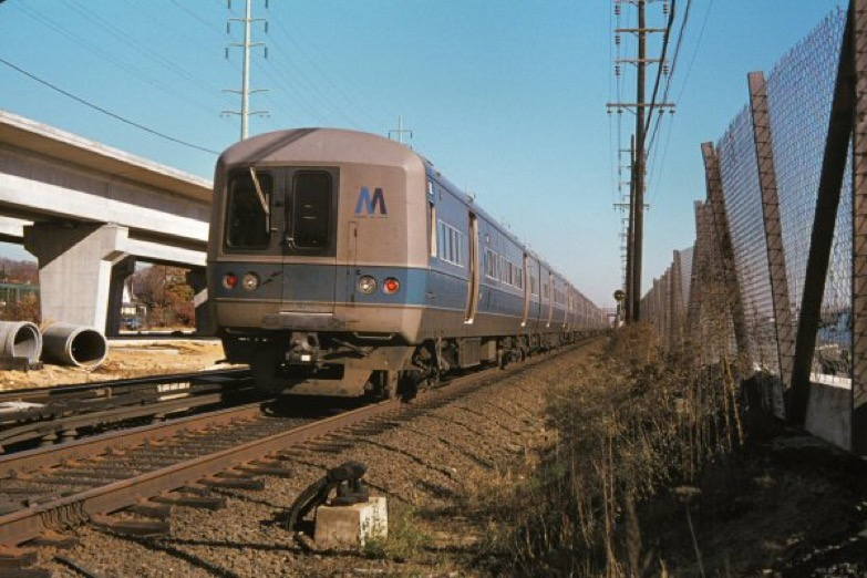 Bellmore Station 1975