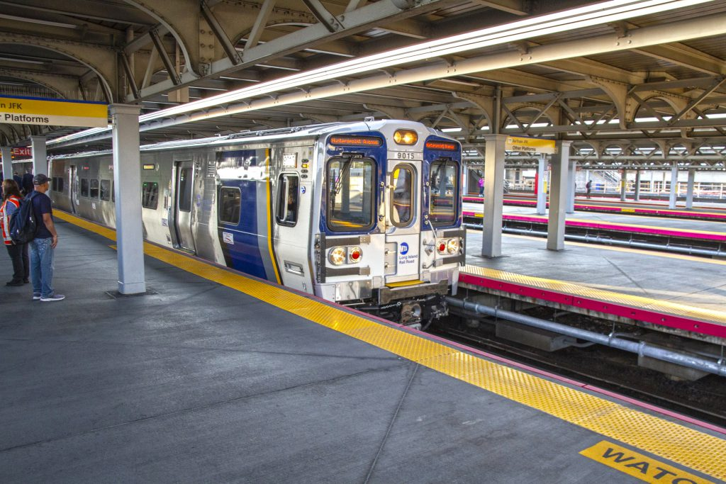 LIRR Improves On-Time Performance and Accessibility in 2019