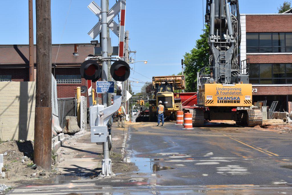 School Street Closes for Grade Crossing Elimination 05-13-20
