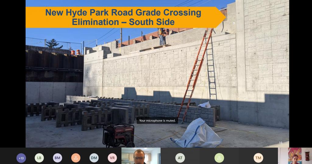 Virtual Tour Screenshot - New Hyde Park -05-12-20