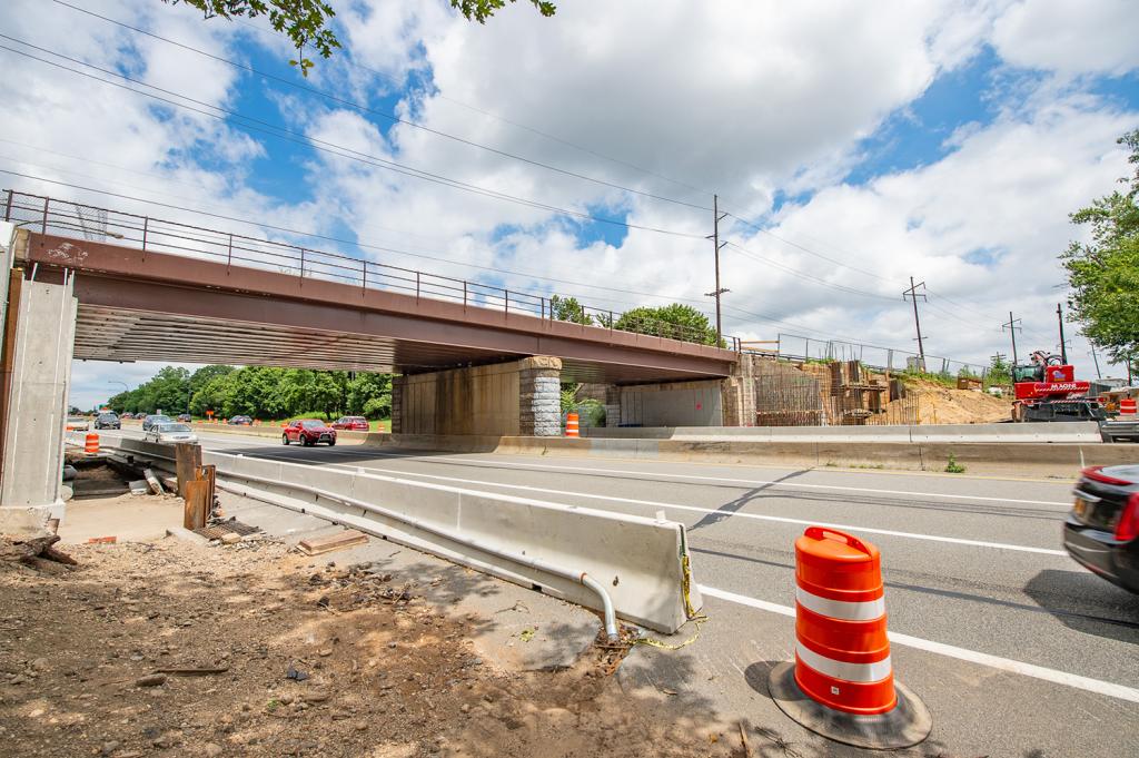 Meadowbrook Parkway Bridge 07-21-20