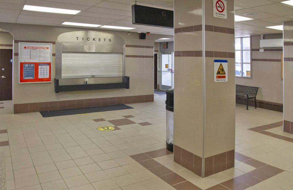 Lynbrook Station Rehabilitation 10-09-20