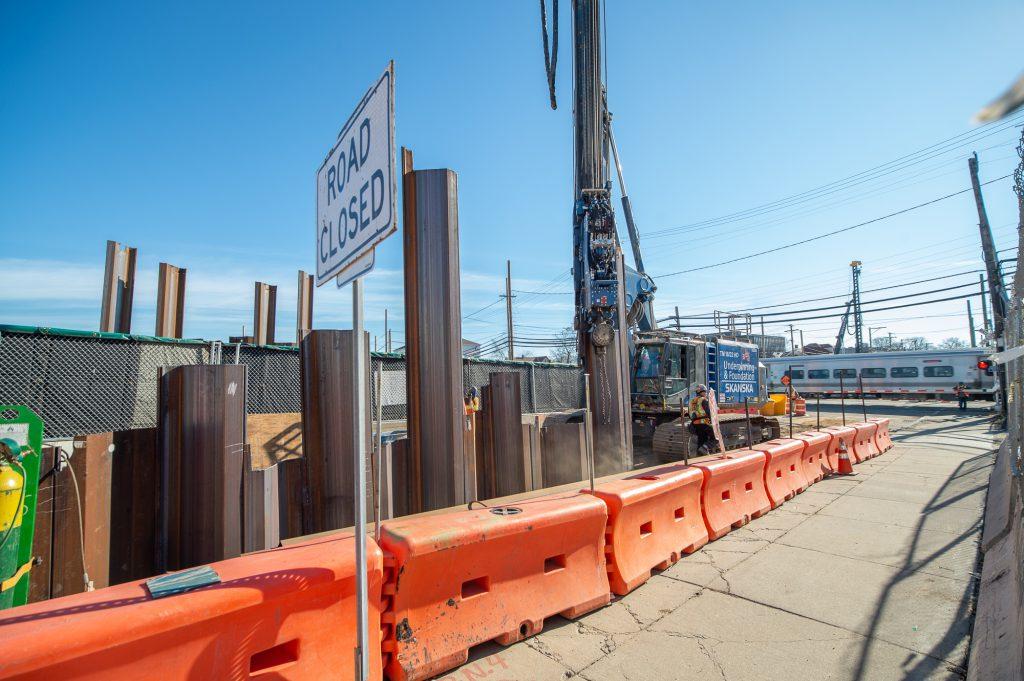 Willis Avenue Grade Crossing 11-30-20